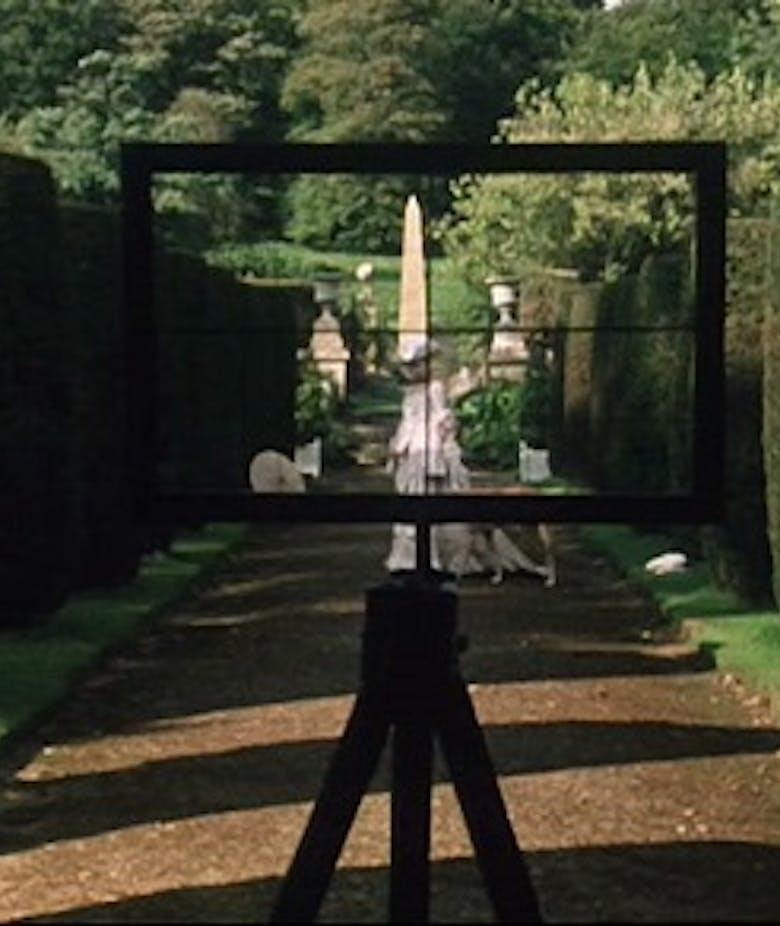 Forme di rappresentazione del giardino nel cinema