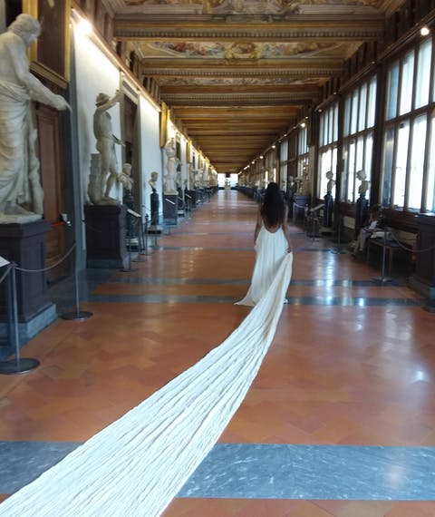 """Call for artists and performers in view of next Summer Festival """"Uffizi Live 2018"""""""