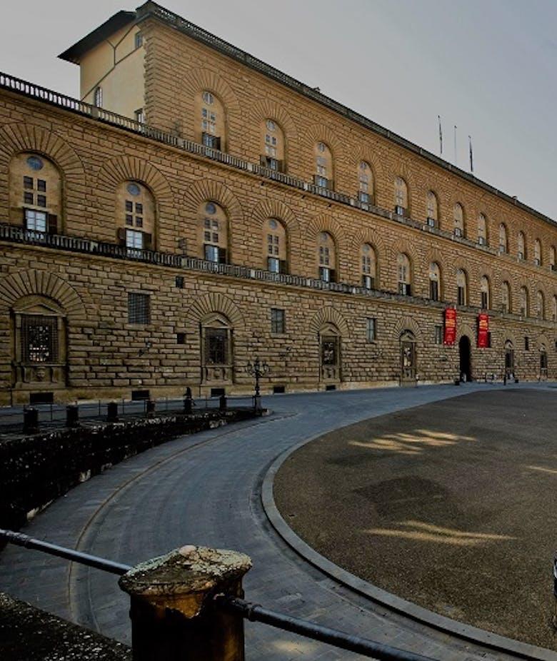 """Palazzo Pitti si spegne per aderire a """"M'illumino di meno"""""""