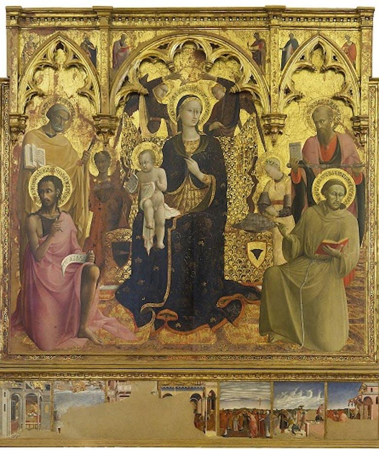 Madonna of the Snow Altarpiece