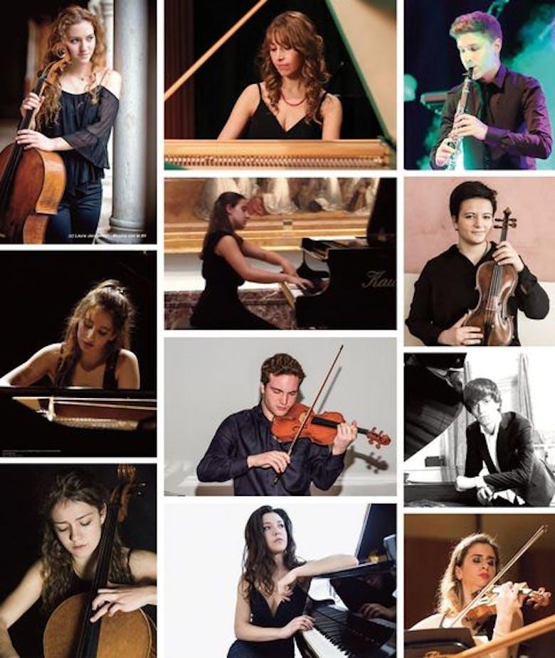 """Rassegna Musicale """"Da Firenze all'Europa""""  Giovani Musicisti a Palazzo Pitti"""