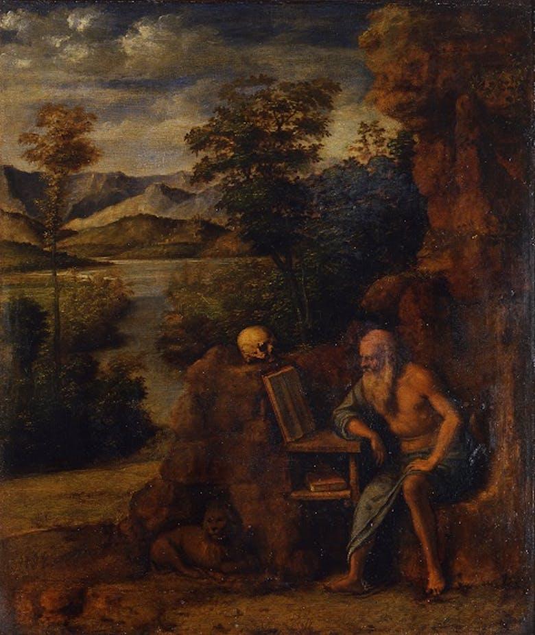 San Girolamo nel deserto