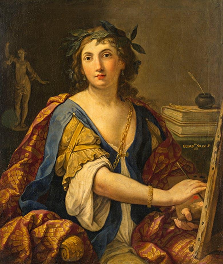 In memoria di Davide Astori. Il talento di Elisabetta Sirani (Bologna, 1638-1665).