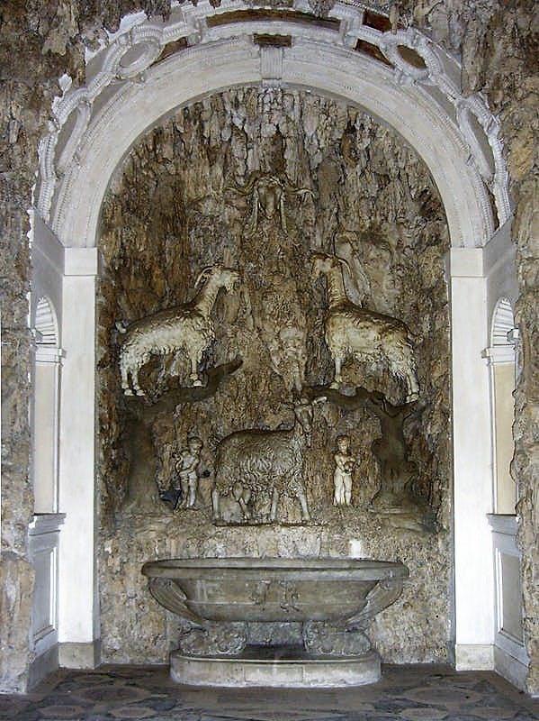 Grotta di Madama, Giardino di Boboli