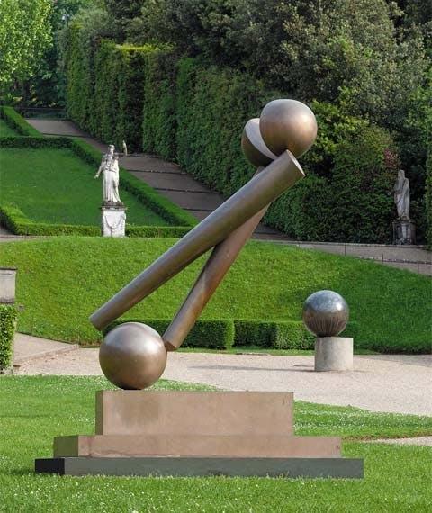 Fritz Koenig 1924 – 2017. A Retrospective