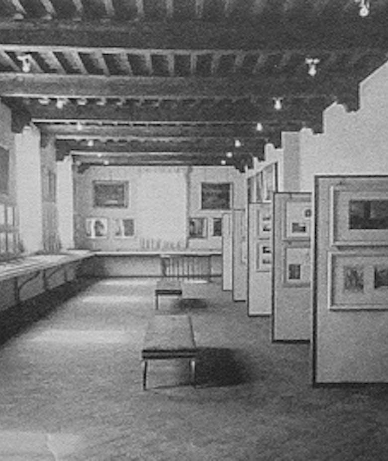 """Tracce del """"Museo di Firenze com'era"""" agli Uffizi: l'archivio di Piero Aranguren (Prato 1911- Firenze 1988) donato alla Biblioteca"""