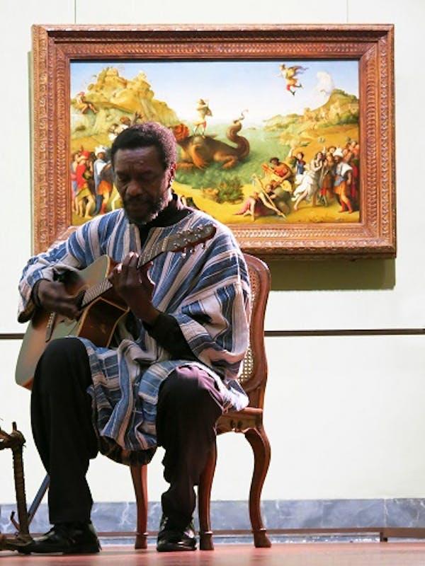 Gabin Dabirè, Note more: una metamorfosi musicale, 12.06.2018