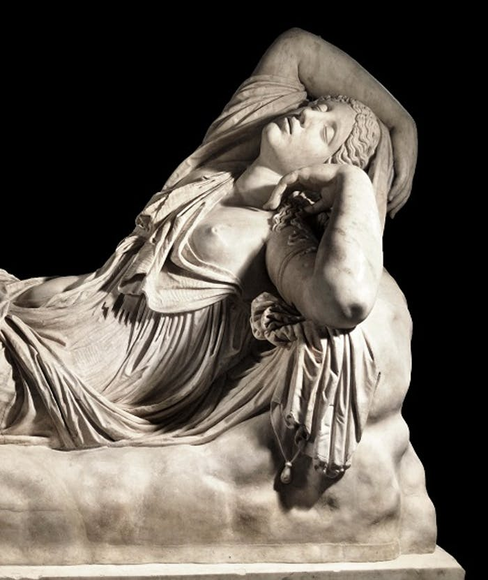 Sleeping Ariadne, Roman Art