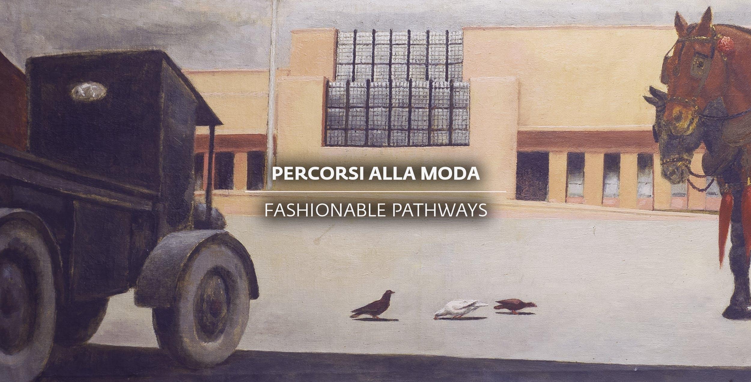 J. Baldwing, Stazione di Santa Maria Novella, 1935-40 circa, olio su tela