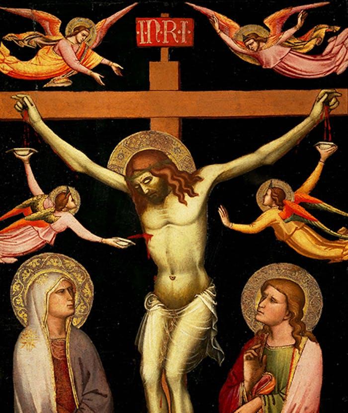 Crocifissione di Niccolò di Pietro Gerini