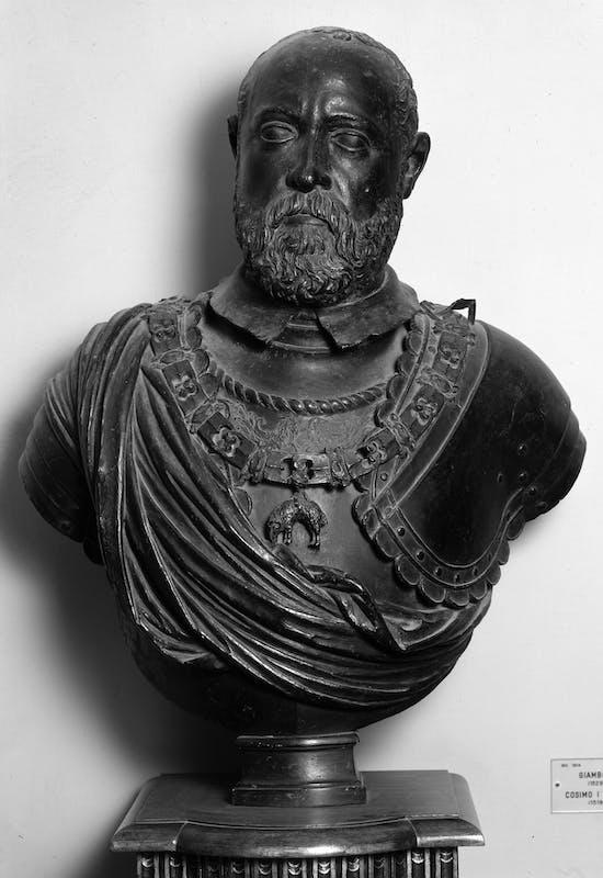 Fig. 4 Giambologna, Cosimo I de' Medici.