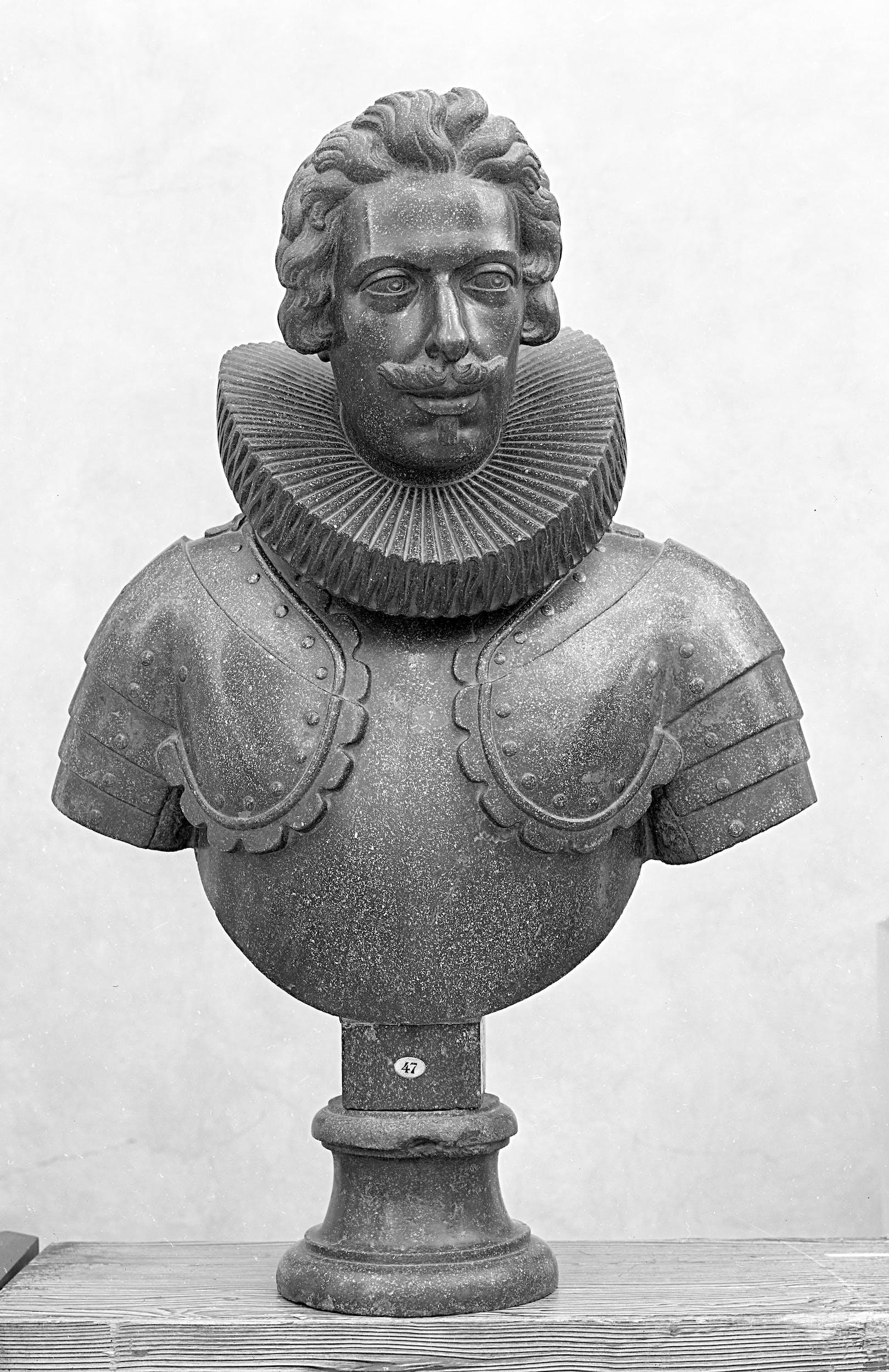 Fig. 7 Tommaso Fedeli, Cosimo II de' Medici.