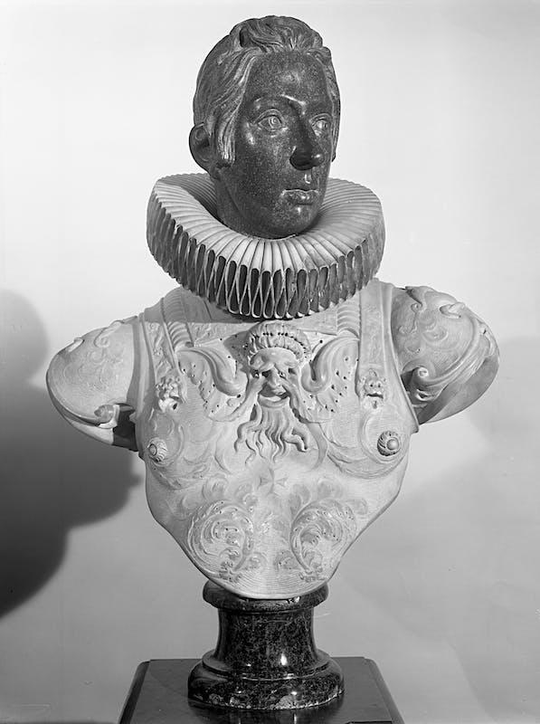Fig. 8 Raffaello Curradi, Ferdinando II de' Medici.