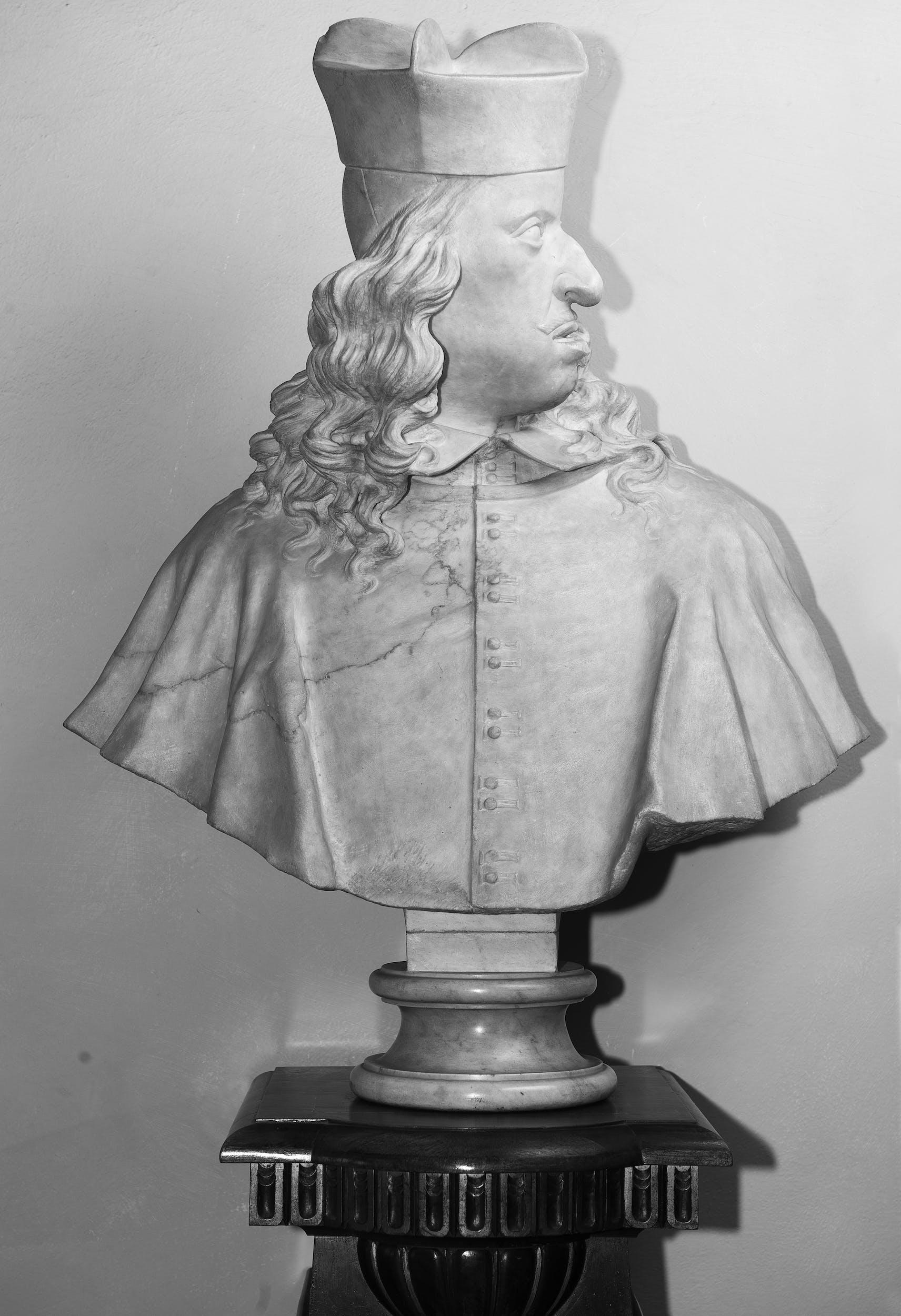 Fig. 9 Ignoto artista di ambito fiorentino, Leopoldo de' Medici - Unknown Florentine artist, Leopoldo de' Medici.