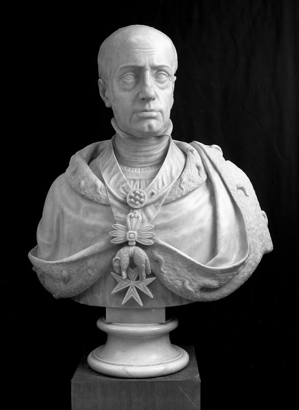 Fig. 12 Stefano Ricci, Ferdinando III di Lorena.