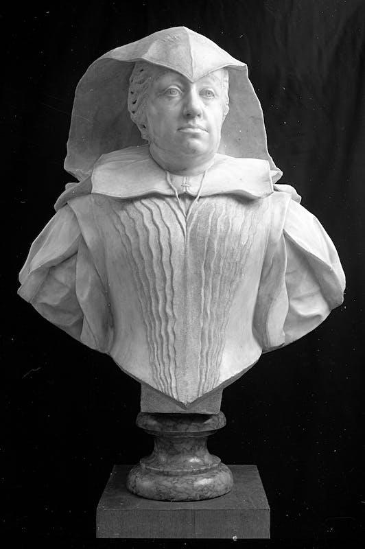Fig. 14 Giovan Battista Foggini, Maria Maddalena d'Austria.