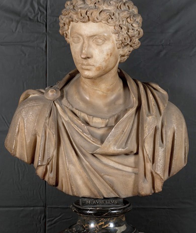 Portrait of a Young Man Marcus Aurelius