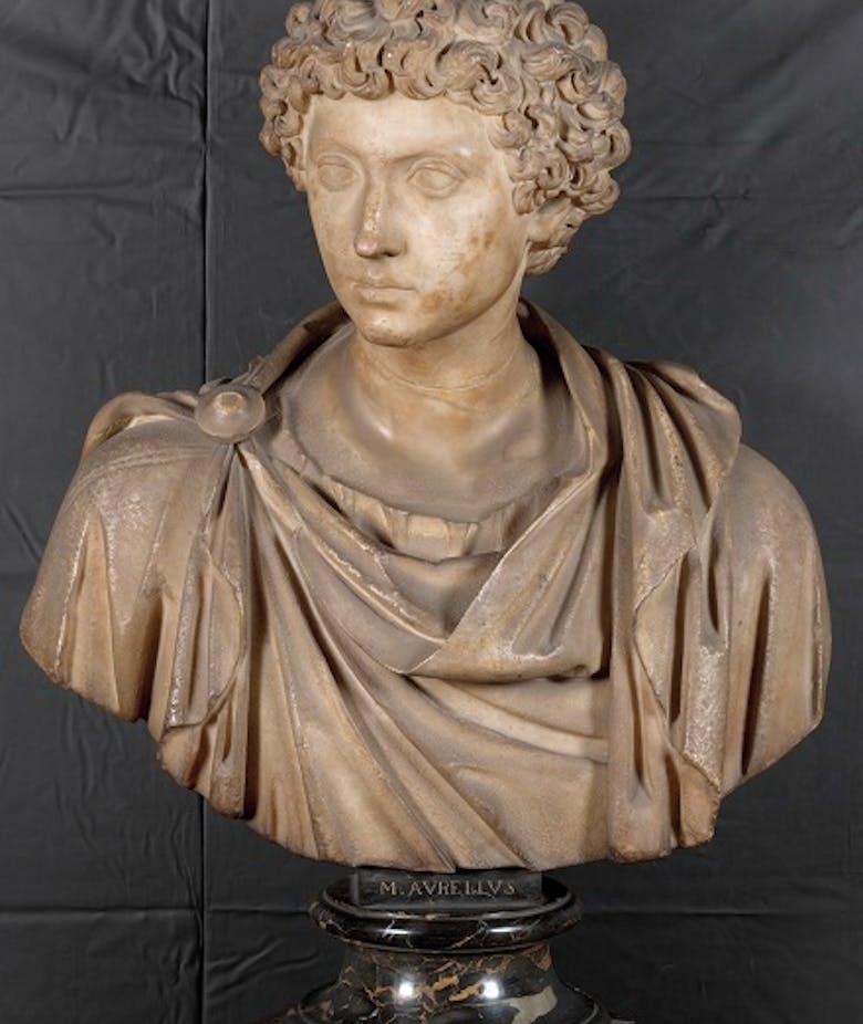 Portrait of a Young Man Marcus Aurelius
