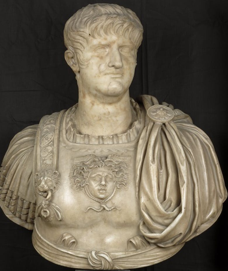 Portrait of Nero