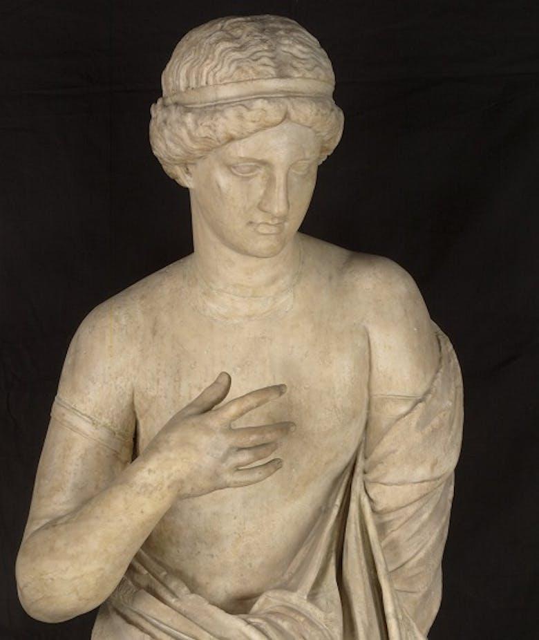 Leda tipo Napoli - Uffizi