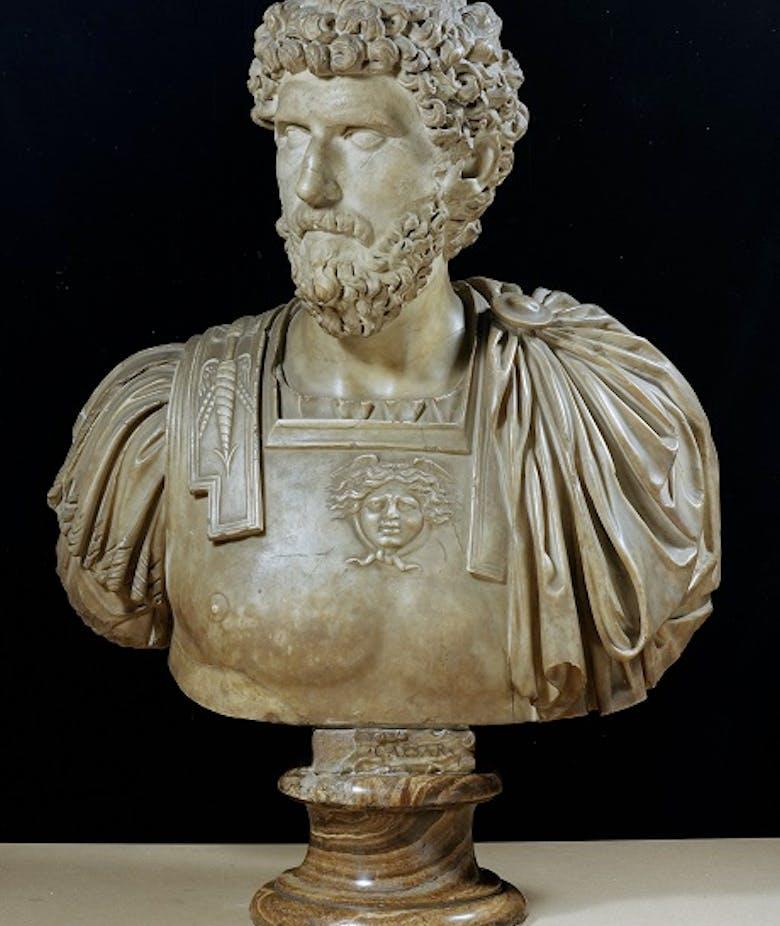 Portrait of Lucius Aelius
