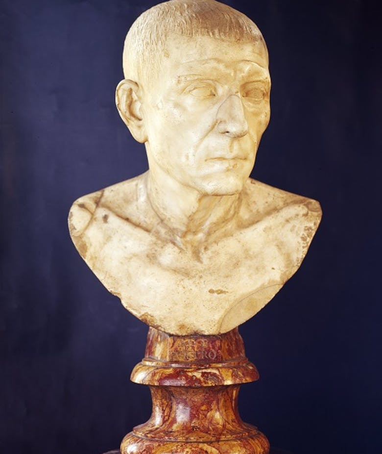 Bust of an unknown man, so-called Cicero