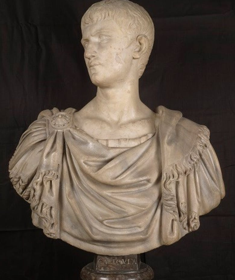 So-called portrait of Caligula