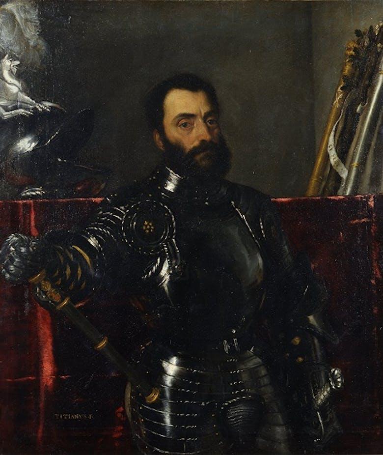 Ritratto di Francesco Maria della Rovere