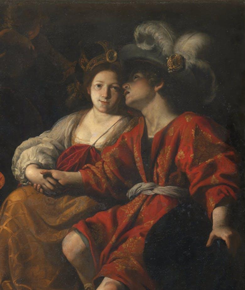 Ruggiero alla corte della maga Alcina
