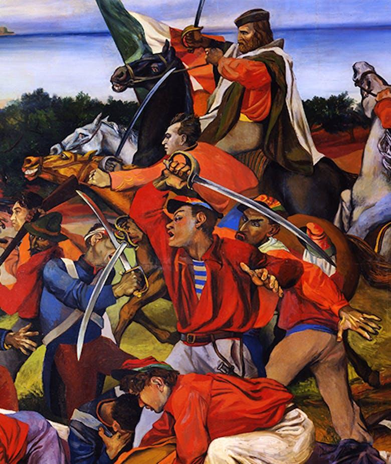 Battle of Ponte dell'Ammiraglio
