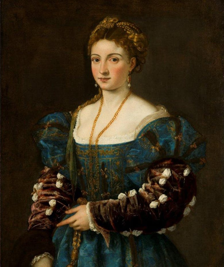 "Portrait of a Lady (""La Bella"")"