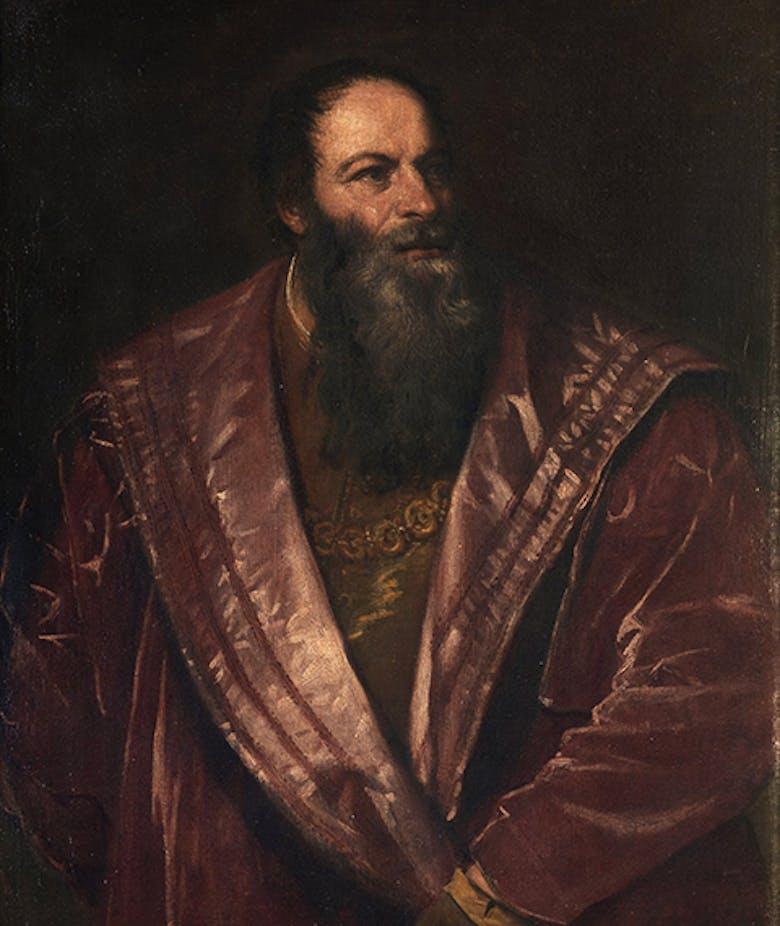 Ritratto di Pietro Aretino