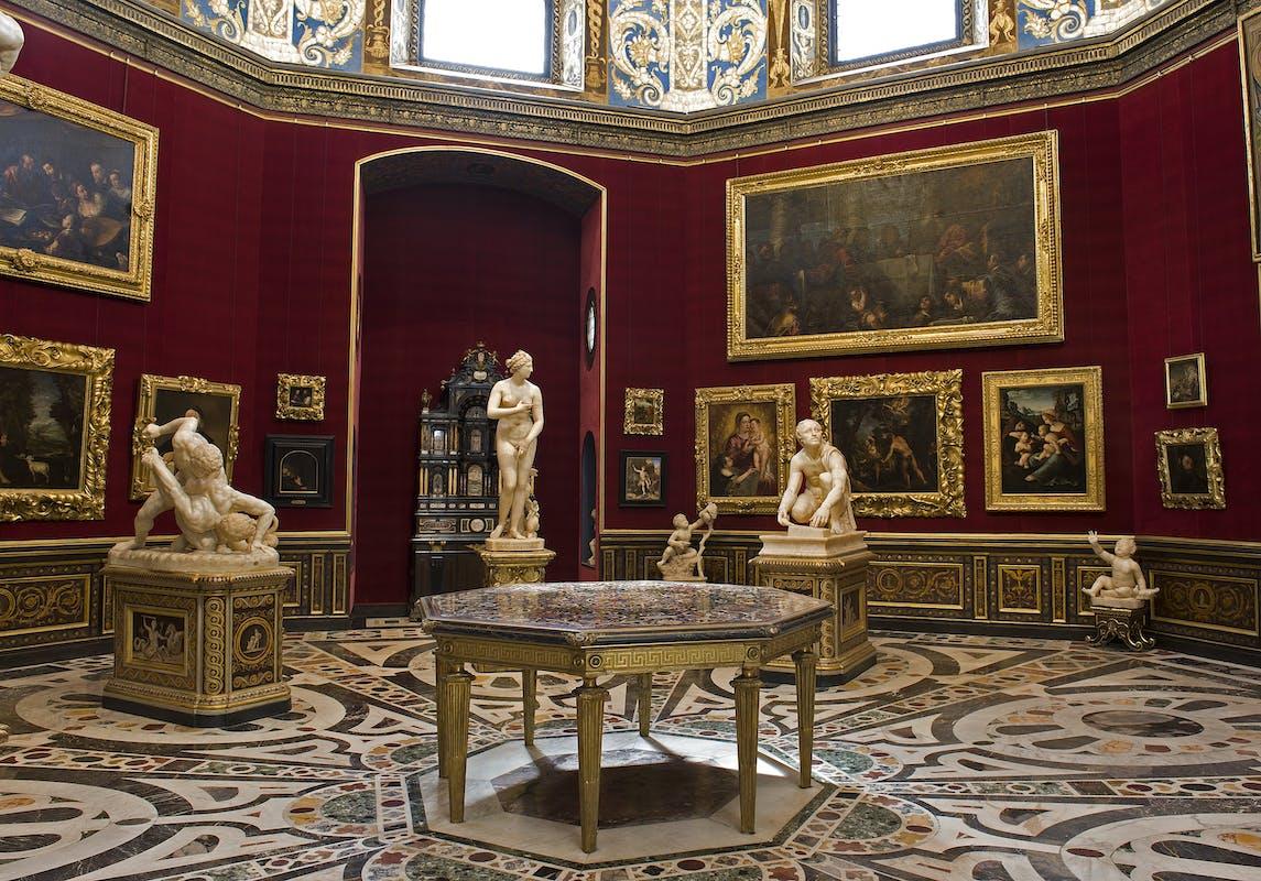 Smartview Media - Uffizi Gallery