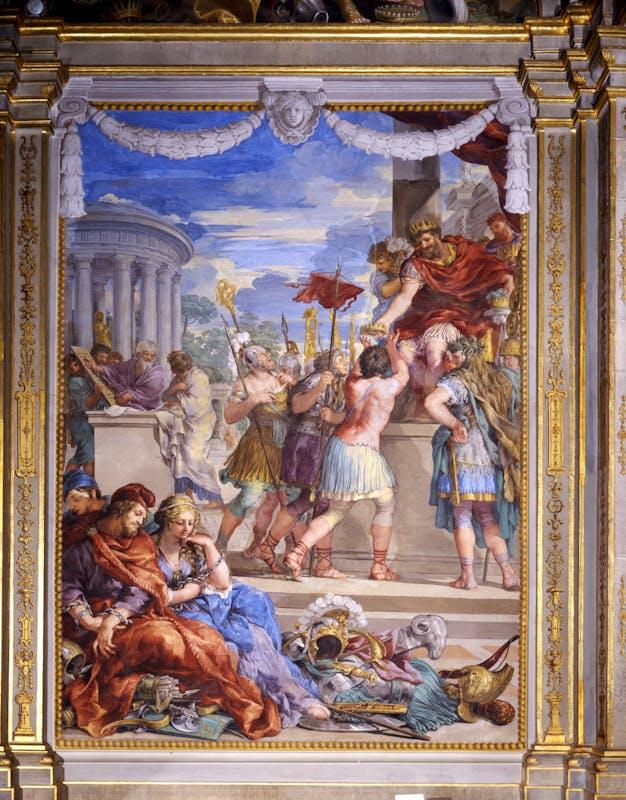 Pietro da Cortona, età del bronzo   Bronze age