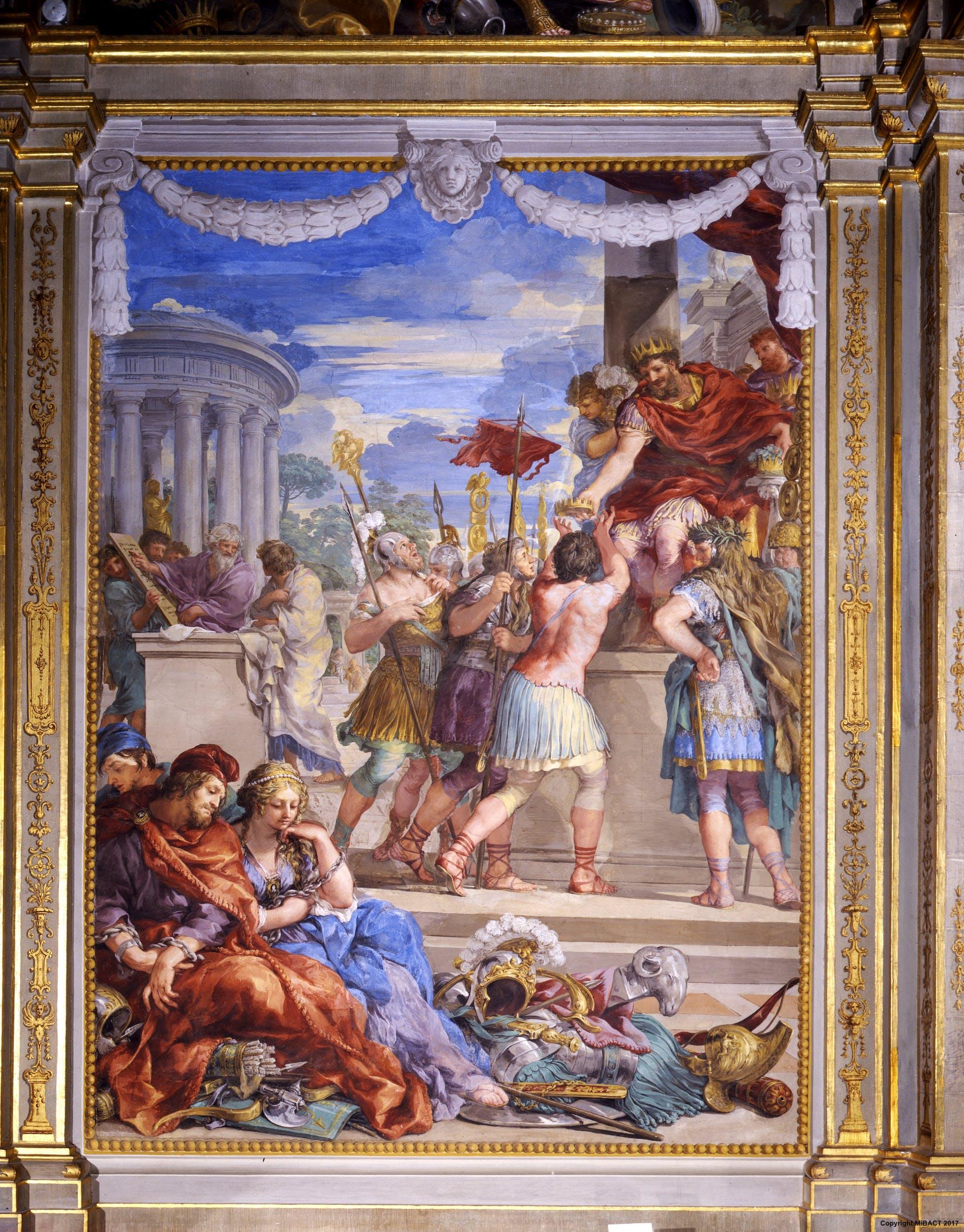 Pietro da Cortona, età del bronzo | Bronze age