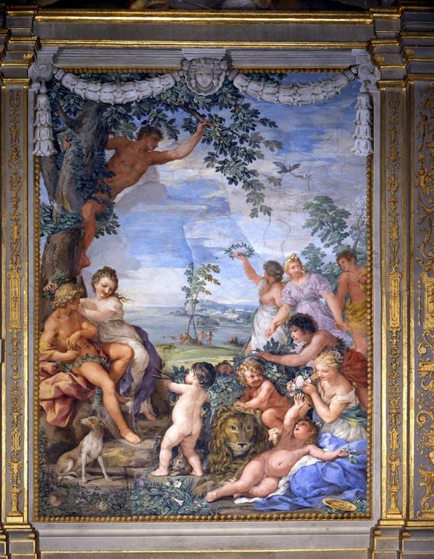 Pietro da Cortona, età dell'oro   Golden age