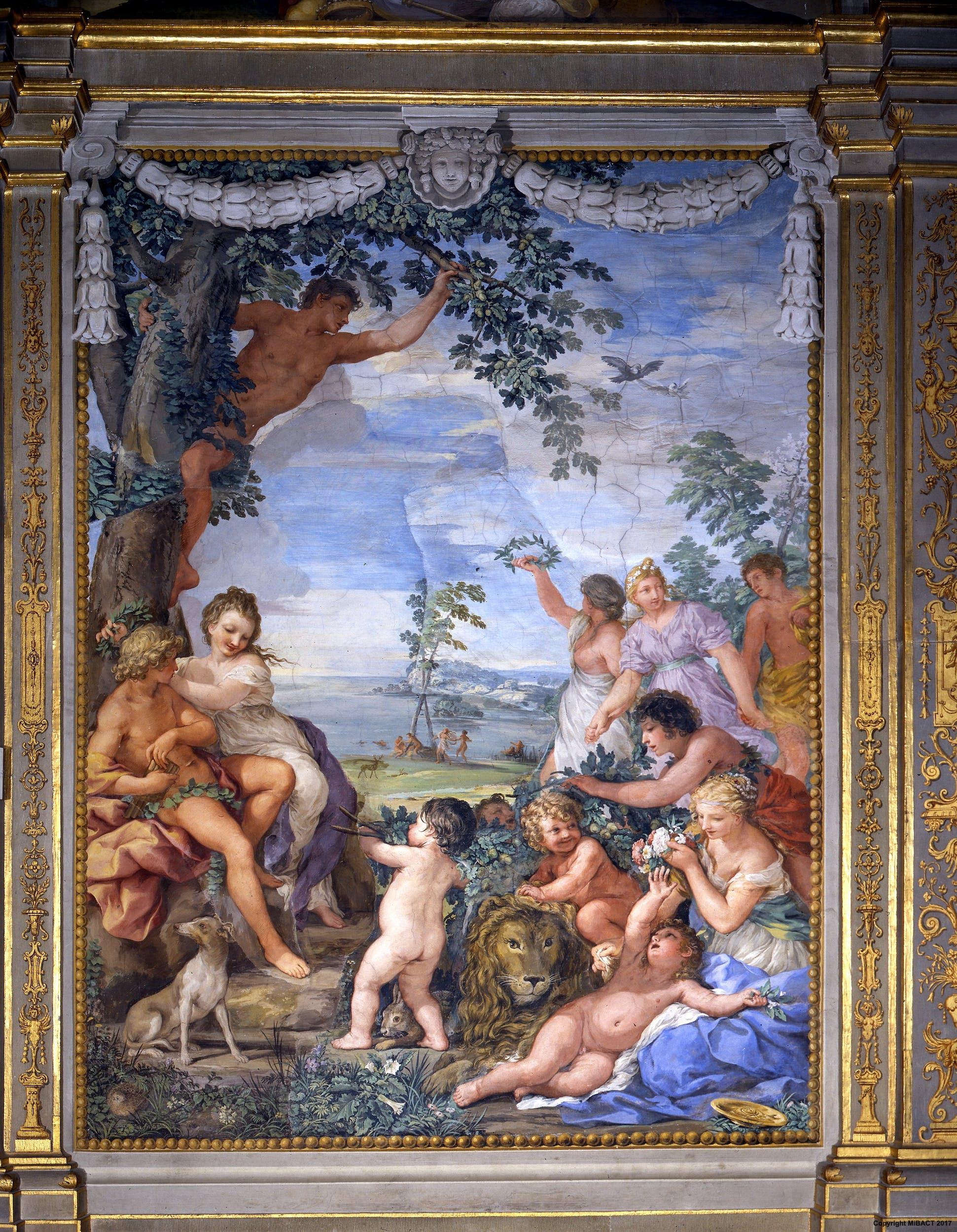 Pietro da Cortona, età dell'oro | Golden age