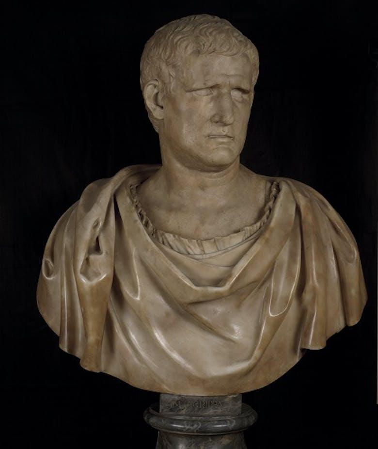 Portrait of Agrippa
