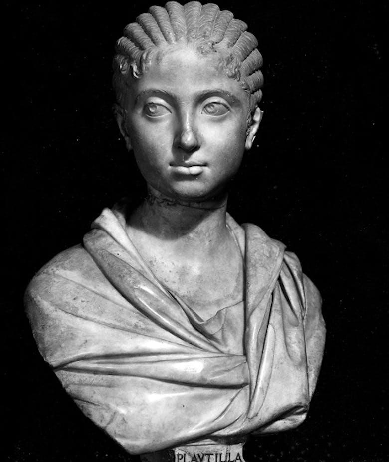 Portrait of Plautilla