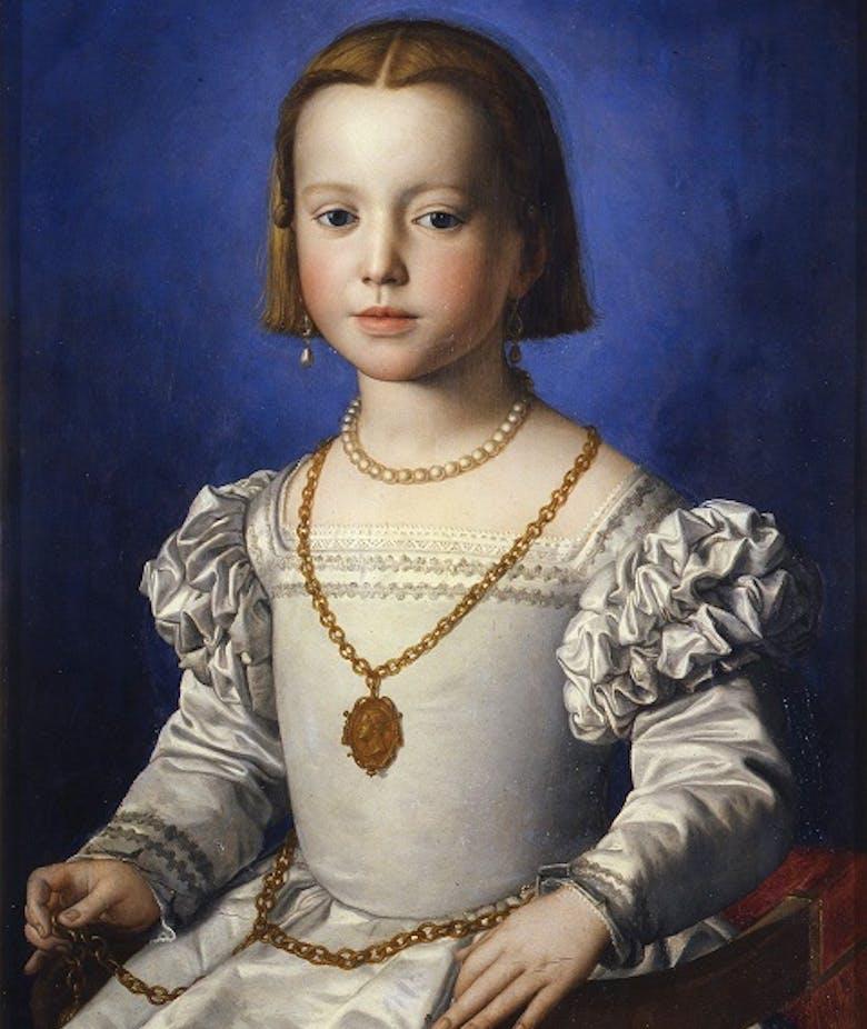 Ritratto di Bia de' Medici