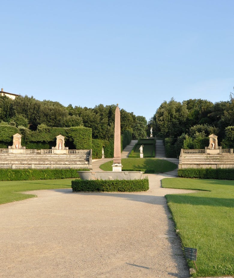 Traditional Horse Parade through the Boboli Gardens