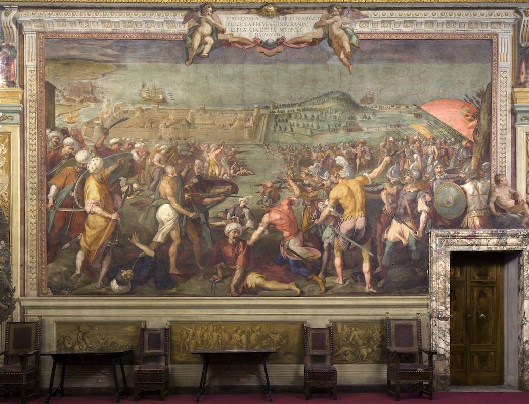 La battaglia di Prevesa | Prevesa Battle