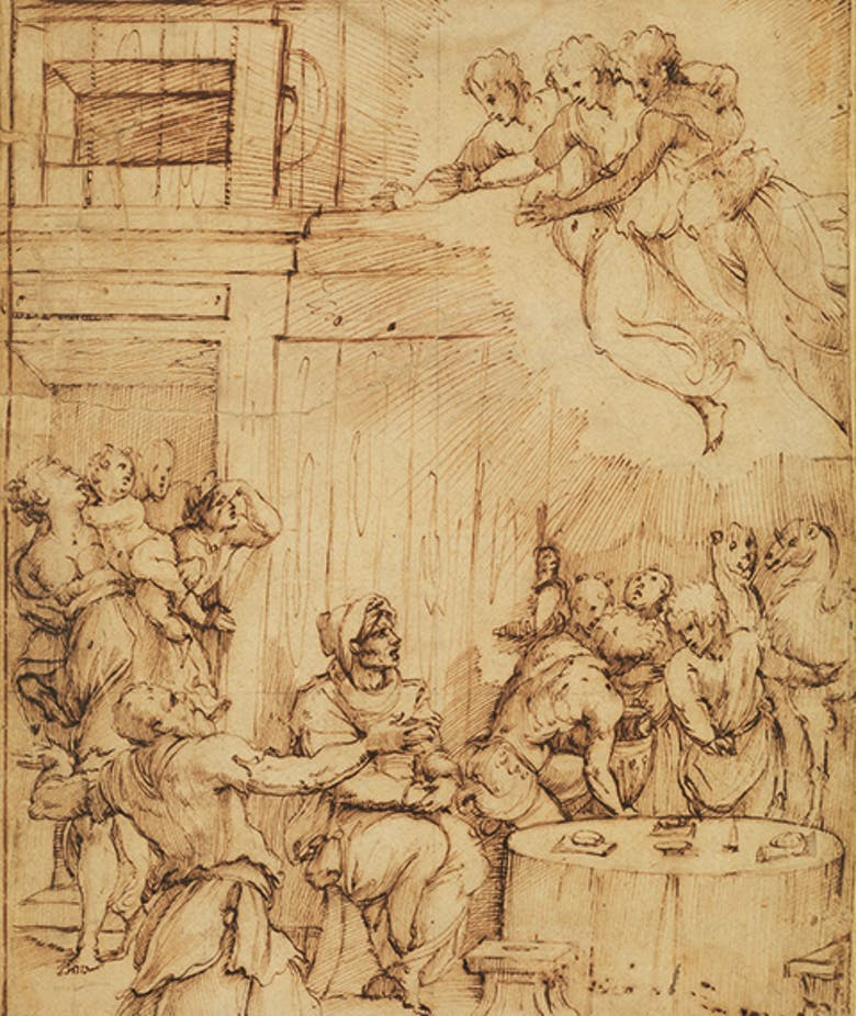 On Hate and Love. Giorgio Vasari and the Artists from Bologna