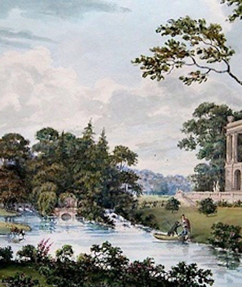 Il giardino inglese attraverso gli occhi di Jane Austen. Tra wilderness e shrubbery