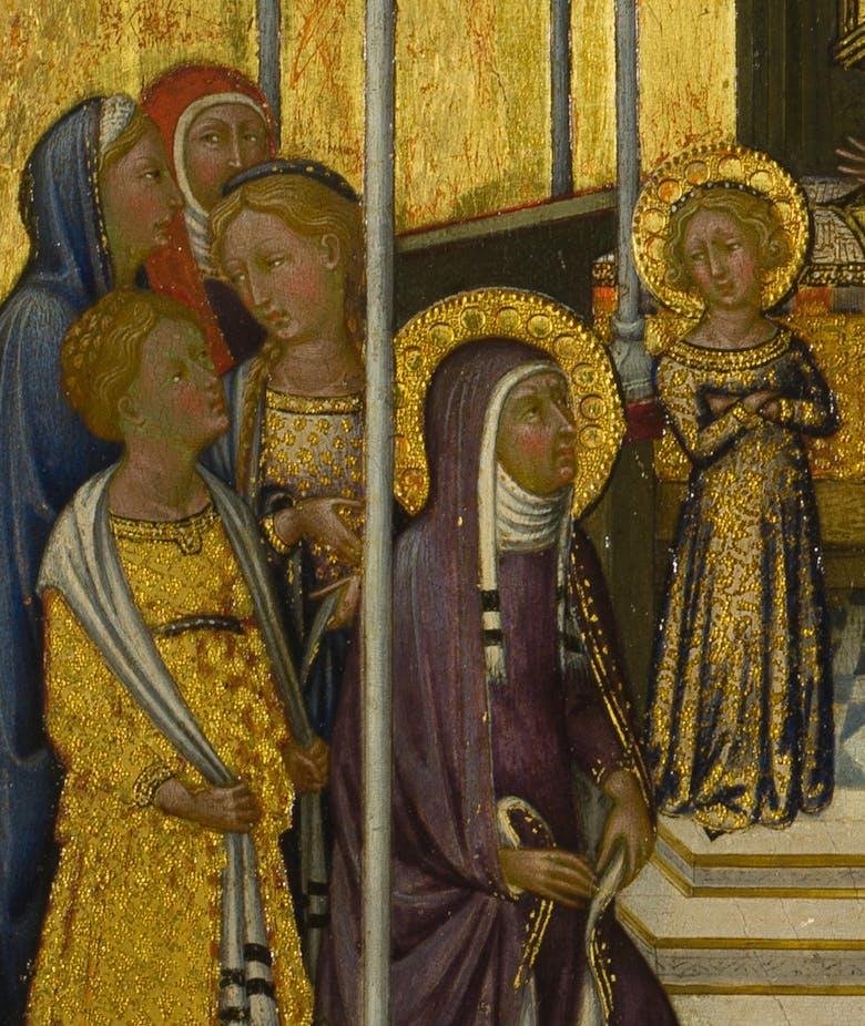 Presentazione della Vergine al Tempio di Niccolò di Buonaccorso