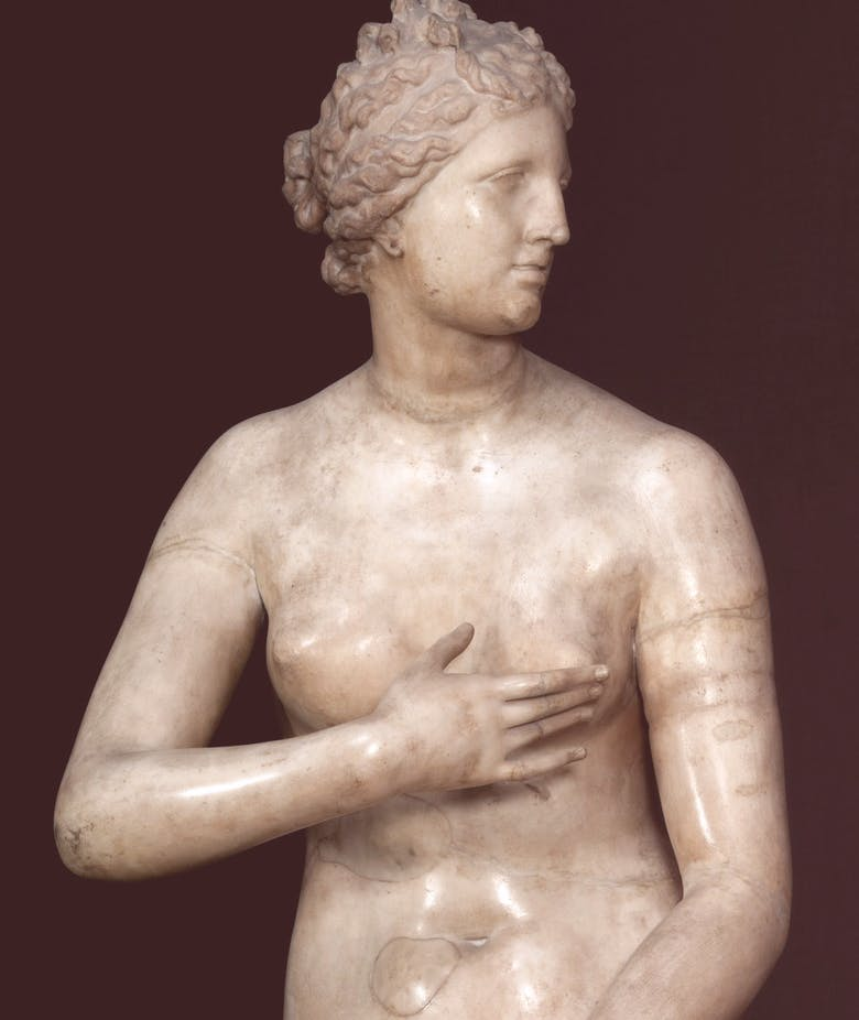 An online database for the conservation and study of the Uffizi ancient sculptures