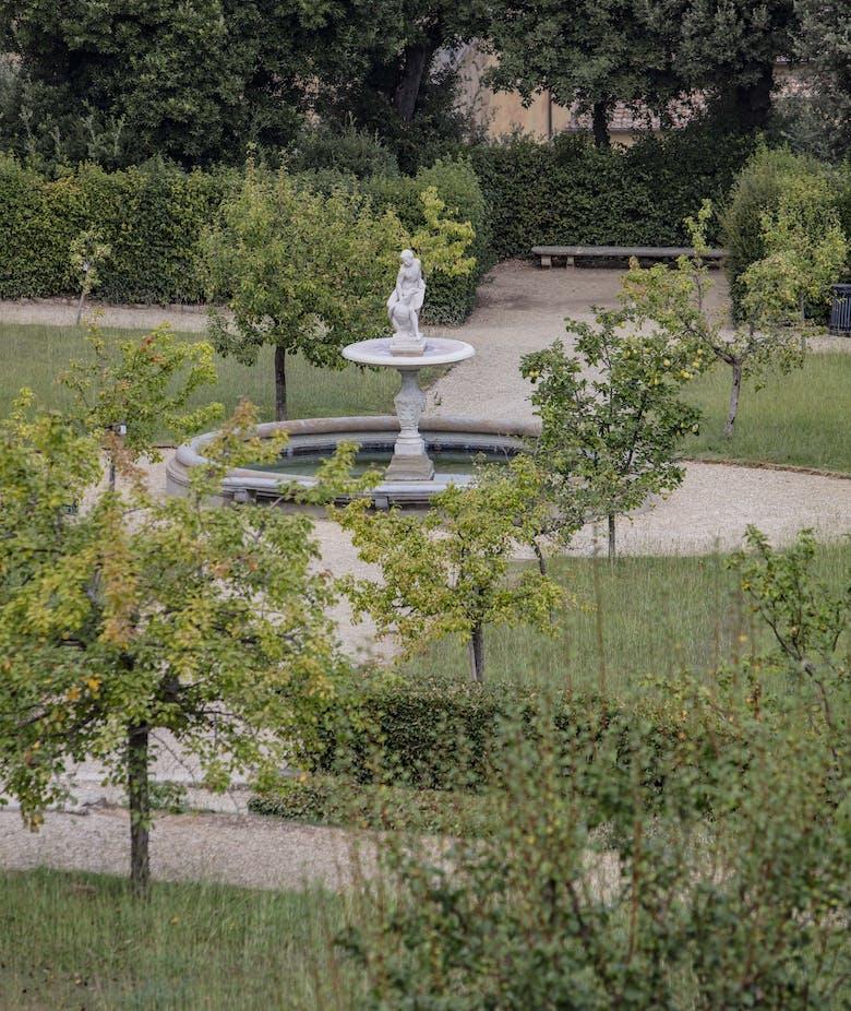 Giardino di Ganimede