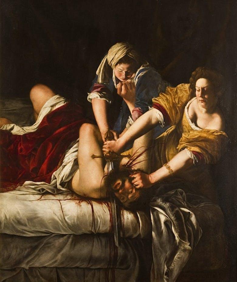 Artemisia versus Orazio. Performance teatrale