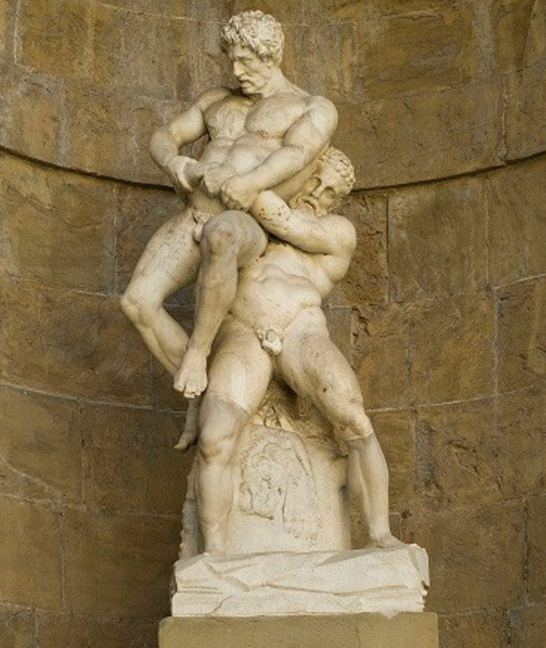 Ercole e Anteo