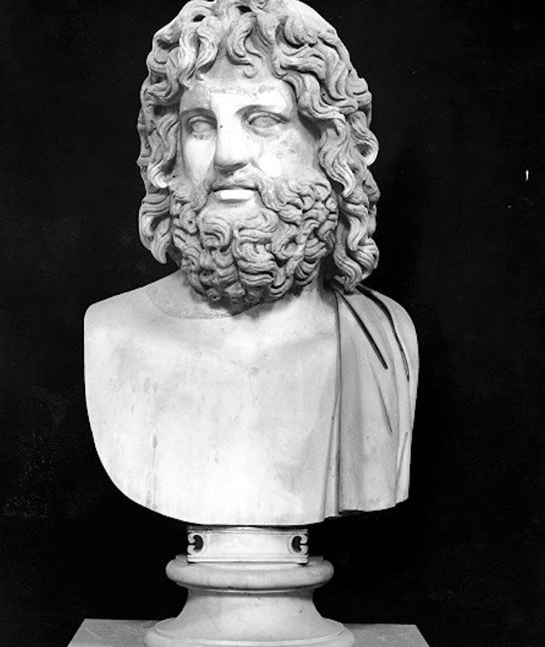 Testa di Zeus